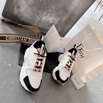 dior womens mens 2020 new fashion casual shoes sneaker sport running shoes 55