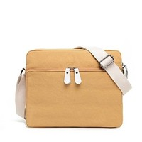 Vere Gloria Mens Women Fashion Canvas Cross Body Bag Leisure Shoulder Ipad Bags for Young People