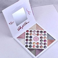 Professional High Quality Multifunctional 41 Colors Pearlescent Highlighter Contour And Eyeshadow Palette