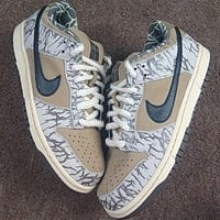 Nike SB Dunk Low Sample Men's and Women's Sneakers Shoes