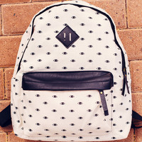 Eyes On You Backpack