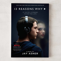 13 Reasons Why By Jay Asher | Urban Outfitters
