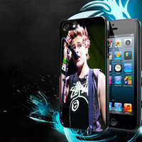 Luke Hemmings 5 Seconds of Summer iPhone 5, 5s, 5C, 4, 4S , Samsung Galaxy S3, S4, S5 , iPod Touch 4 / S Case