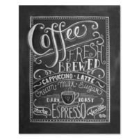 Coffee Lover's - Print & Canvas