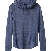 Athleta Womens Techie Sweat Hoodie