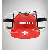 Thirst Aid Drinking Hat - Spencer's