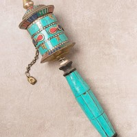 Lama Prayer Wheel