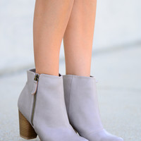 The Shakira Boots, Taupe
