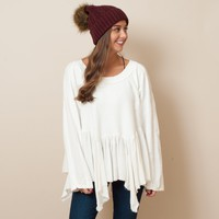Free People - Gold Duster Pullover