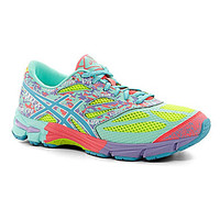 ASICS Girls' Gel-Noosa Tri 10 Glow-in-the-Dark Running Shoes