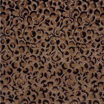 Mulberry Fabric FD555.K117 Marchmain Velvet Coffee