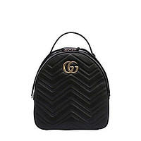 Gucci. Women's Leather Shoulder Bag