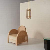 Arch Chair - Douglas and Bec