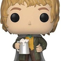 Funko Pop Movies: Lord of the Rings-Merry Brandybuck Collectible Figure