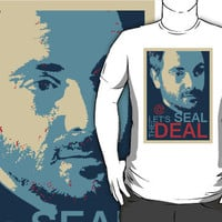 """Supernatural - Crowley """"Let's seal the deal"""" by glassCurtain"""