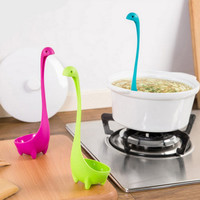 Long Necked Dinosaur Spoon