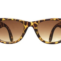 Sears - Amber Tortoise with Amber Vibe Lens