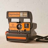 Impossible Jagermeister Rare Polaroid Camera