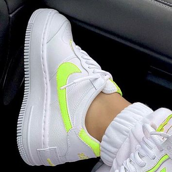 Nike Air Force 1 AF1 low-top all-match flat sneakers shoes