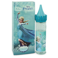 Disney Frozen Elsa by Disney Eau De Toilette Spray (Castle Packaging) 3.4 oz for Women