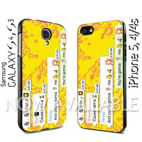 roar song lyrics chat katty perry iPhone Case And Samsung Galaxy Case