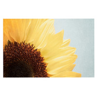 "Susannah Tucker ""Sunshine"" Sunflower Decorative Door Mat"