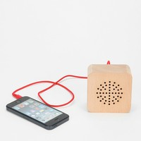 Wooden Wireless Speaker - Urban Outfitters