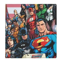 Justice League of America First Issue Binder from Zazzle.com