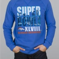 Junk Food Clothing - NFL Super Bowl XLVIII Denver Broncos Fleece