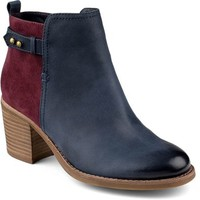 Sperry Top-Sider Ambrose Bootie Navy/Wine, Size 12M  Women's Shoes