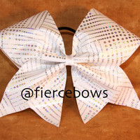 The Perfect Cheer Bow