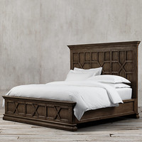 17th C. Castelló Bed Without Footboard