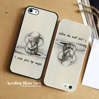 I Love You My Angel  iPhone Case Cover for iPhone 6 6 Plus 5s 5 5c 4s 4 Case