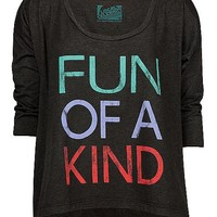 Local Celebrity Fun Of A Kind T-Shirt - Women's Shirts/Tops   Buckle