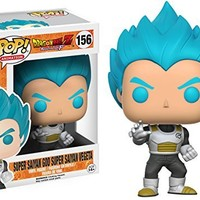 Funko Dragon ball Z Resurrection Super Saiyan Vegeta Pop Anime Figure