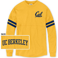 University of California Berkeley Golden Bears Women's Ra Ra T-Shirt