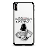 Grey S Anatomy - Amelia iPhone X Case