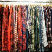 Mystery Unisex Flannel Shirts - All Colors & Sizes