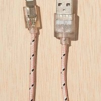 Friendship Forever Glitter Lightning Cord