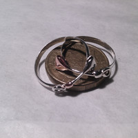 Crop Me Sweetly - Sterling Silver solid Ring