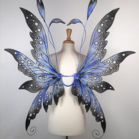 $200 Fairy wings  Terrific for fairy costume wedding by OnGossamerWings