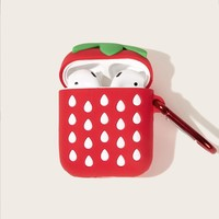 Watermelon Pattern Air-Pods Charger Box Protector