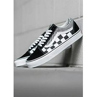 VANS 2018 new trend men and women fashion sports low top shoes F-CSXY