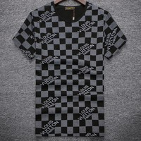 Louis Vuitton Women Men Fashion Casual Shirt Top Tee-2