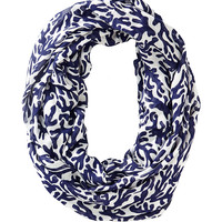 Lilly Pulitzer Riley Infinity Loop Scarf - Treasure