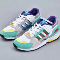 Trendsetter Adidas ZX10000 Women Men Fashion Casual Sneakers Sport Shoes