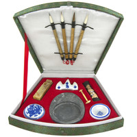 Compact Calligraphy Set (China) | Overstock.com Shopping - The Best Deals on Office Decor