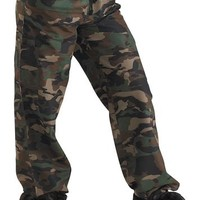 Camouflage Hip-Hop Pants | Urban Groove®