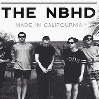 "The Neighbourhood NBHD ""MADE IN CALIFOURNIA"" WIDE FIT For Tee's and Posters"