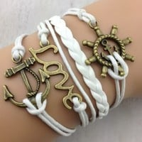 White Bronze Set